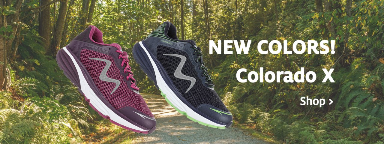 Shop the Colorado X in new colors