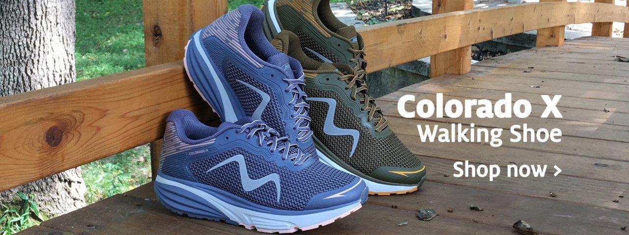 Colorado X Walking Shoe