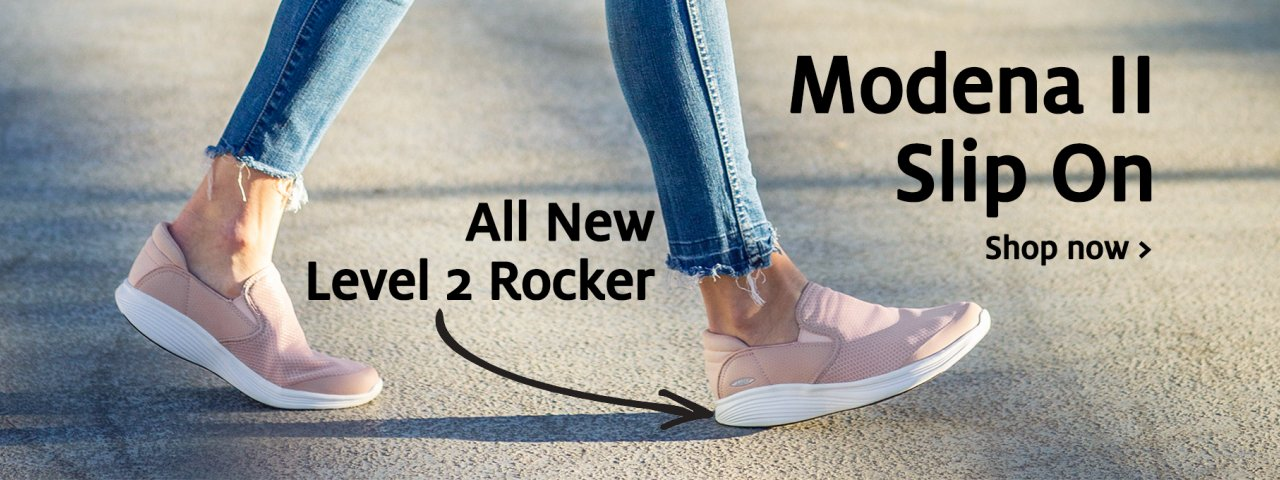 All new Modena II Slip Ons are here