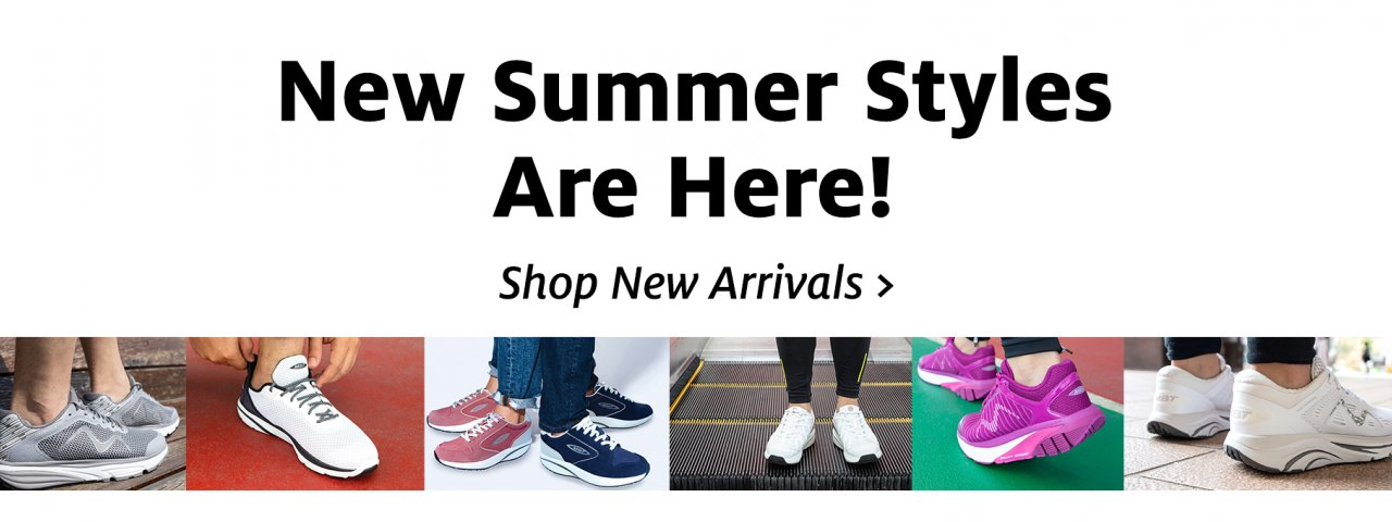 New Summer Styles are Here - Shop New Arrivals >