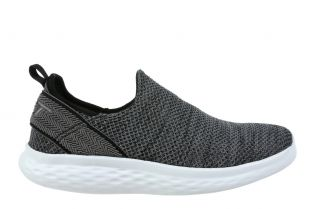 Men's Rome Steel Grey Slip-Ons 702634-1375M Main