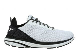 Men's Gadi Black/White Walking Sneakers 702035-399M Main
