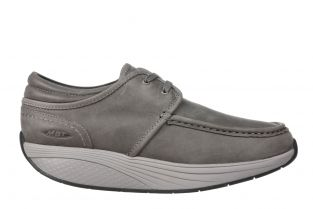 Men's Kheri 6S Charcoal Grey Oxfords 700828-200U Small
