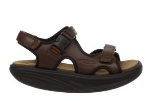 Men's Kisumu 3S Black Sandals 700442-03 Main