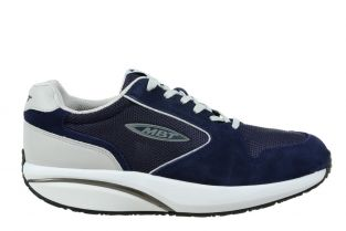 Men's MBT 1997 Navy/Rock Casual Sneakers 700708-1360Y Main