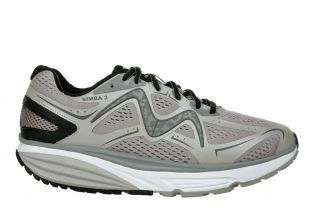Men's Simba 3 Athletic Shoe Grey