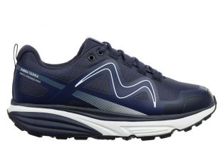 Men's Simba Terra Waterproof Shoe Navy