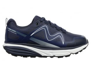 Women's Simba Terra Waterproof Shoe Navy