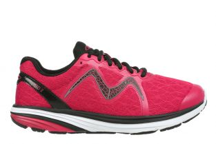 Men's Speed 2 Chili Red Lightweight Running Sneakers