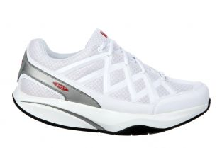 Men's Sport 3 Comfort Width White Walking Sneakers 700815-16 Main