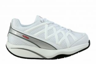 Men's Sport 3X White Walking Sneakers 702677-16Y Main