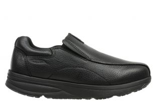 Men's Tabaka Loafer Black Leather