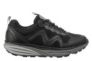 Men's Tevo Waterproof Shoe Black/Black