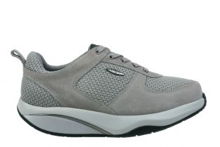Women's Anataka Grey Casual Sneakers 400355-20D Single
