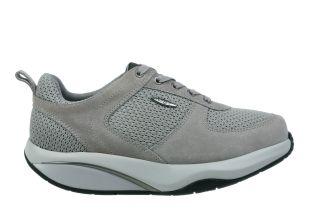 Women's Anataka Grey Casual Sneakers 400355-20D Single