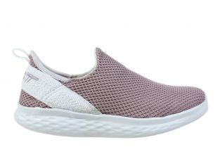 Women's Rome Lilac Grey Slip On