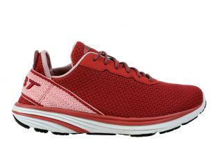 Women's Gadi Mineral Red Walking Sneakers 702036-1370M Main