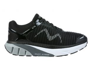 Women's GTR Black Running Sneakers 702040-03Y Small