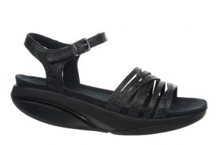 Women's Kaweria Black Sandals Main