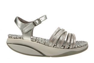 Women's Kaweria 6 Silver Sandals 700372-754N Small