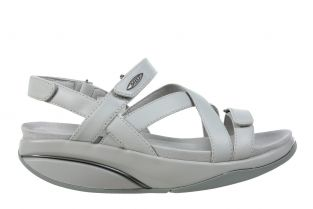 Women's Kiburi Light Grey Dress Sandals 400319-1085I Main