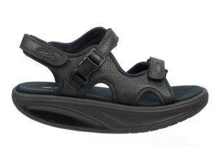 Women's Kisumu 3S Black Sandals 700366-03 Main