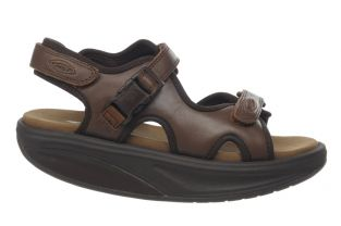 Women's Kisumu 3S Brown Sandals 700262-22