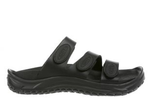 Women's Lamu Black Recovery Sandals 900002-03L Main