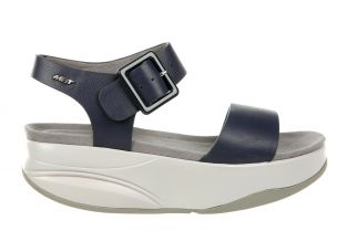 Women's Manni 2 Navy Dress Sandals 700960-1103N Main