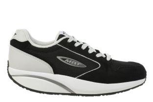 Women's MBT 1997 Classic Black/Rock Casual Sneakers 700709-1361Y Main