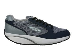 Women's MBT 1997 Navy/Pewter Casual Sneakers 700709-1310Y Main