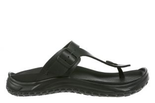 Women's Meru Black Recovery Sandals 900004-03L Main