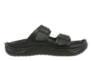 Women's Nakuru Black Recovery Sandals 900001-03L Small