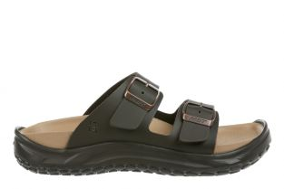 Women's Nakuru Dark Brown Recovery Sandals 900001-23L Small