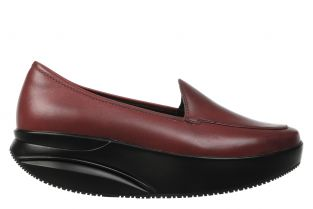 Women's Oxford Loafer Wine