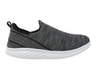 Women's Rome Steel Grey Casual Slip-Ons 702637-1375M Main