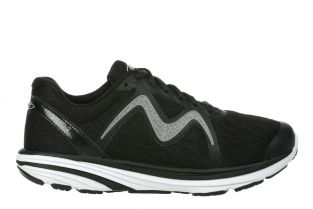 Women's Speed 2 Black/Grey Lightweight Running Sneakers 702026-26Y Main