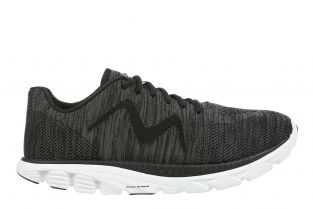 Women's Speed Mix Black/Grey Lightweight Running Sneakers 702032-26M Small