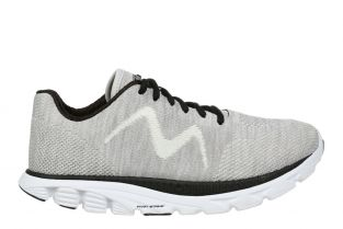 Women's Speed Mix Gardenia White/Black Lightweight Running Sneakers 702032-1264M Small