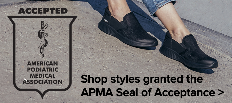 APMA Approved Shoes