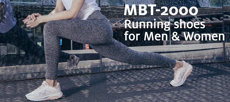 MBT-2000 Running Shoe