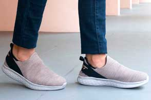 Comfortable Rome Slip Ons