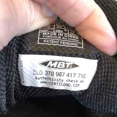 Authentic MBT Shoes