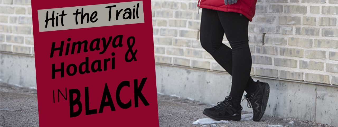 Hit The Trail with Himaya and Hodari Outdoor Shoes