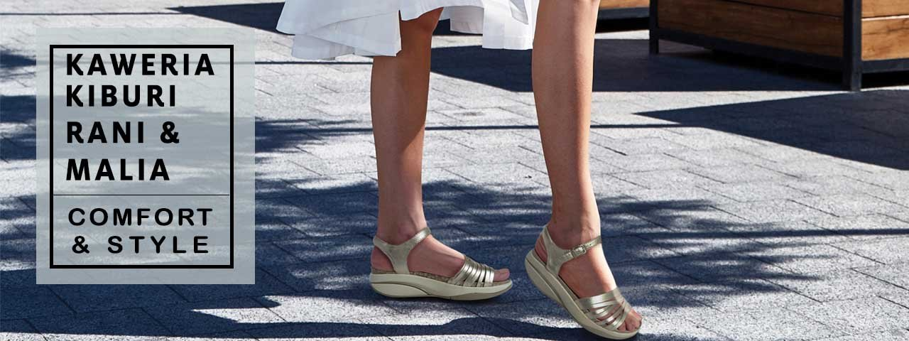 New Sandals in New Colors this Season
