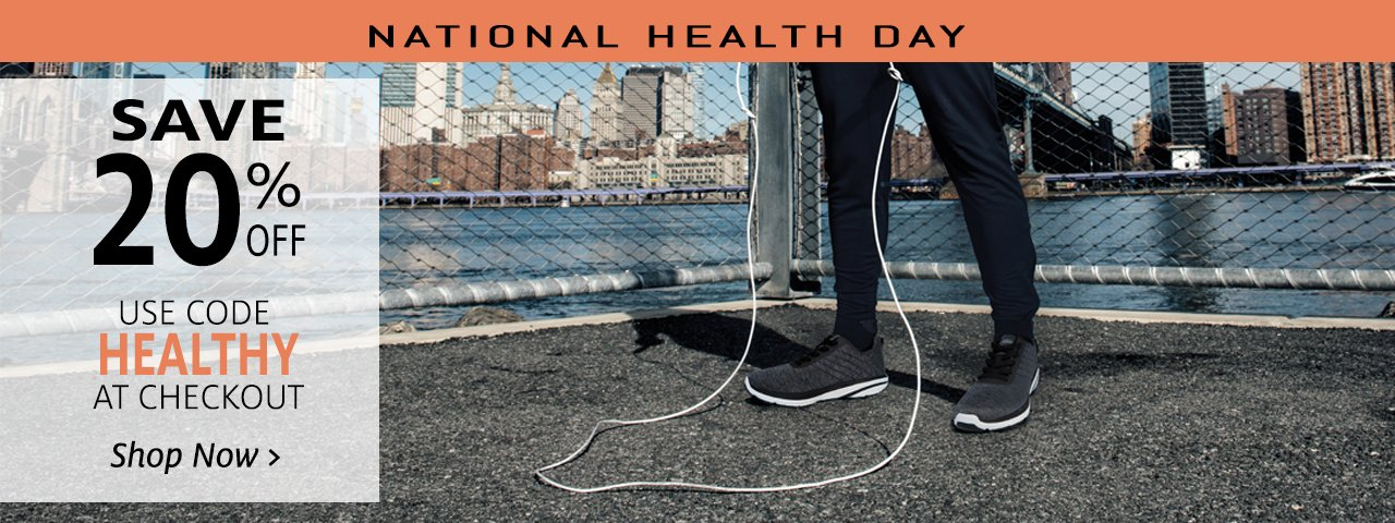 National Healthy Day 20% Off