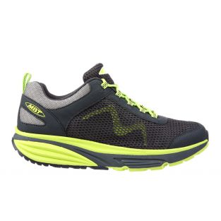 Men's Colorado 17 Charcoal Grey/Neon Lime Walking Sneakers