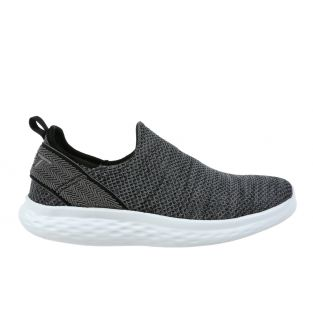 Men's Rome Steel Grey Slip-Ons