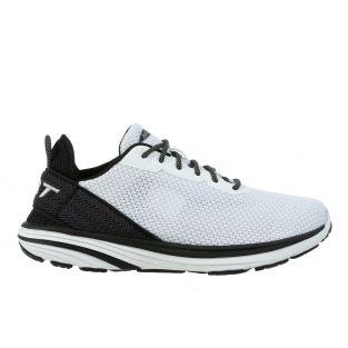 Men's Gadi Black/White Walking Sneakers