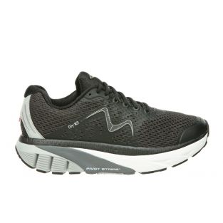 Men's GT 18 Black Endurance Running Sneakers 702015-03Y Small